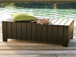 image of outdoor storage bench home depot