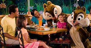 looking for a character dining restaurant in epcot one that might have last minute opening looking for a one of a kind experience