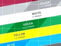 Old Ping Color Chart Ping Golf Club Online Charts Collection