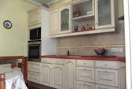 Idee Cuisine Bois Awesome Deco Cuisine Blanc Et Bois Posted In Avec