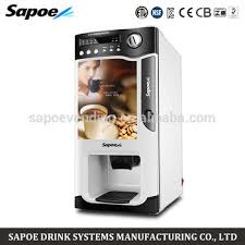 Tea Coffee Vending Machine With Coin Gorgeous Elegant Design Tea Coffee Vending Machines Coin Operated Coffee