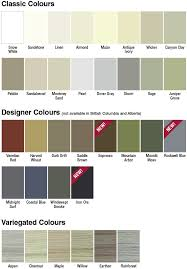 Mitten Siding Color Chart Board And Batten Vinyl Siding Gentek Building Products
