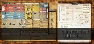 warhammer character sheet gitzmans gallery