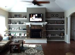 bookcases next to fireplace dubious exceptional diy built in beside with regard shelves ideas 2