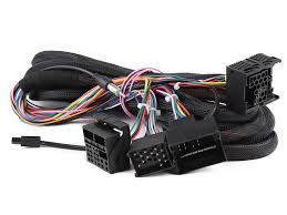 eonon a0573 specific bmw installation wiring harness bmw e46 e39 e53 17 pin 40 pin extended installation wiring harness for