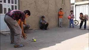 Image result for تصاویر بچه های روستا درحین بازی