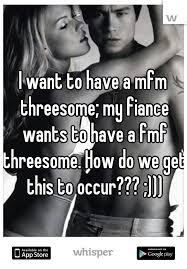 Fiance's first threesome mmf