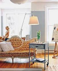 French Eclectic interior design