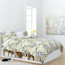 duvet cover grey and pink duvet cover grey yellow gray and white damask duvet cover