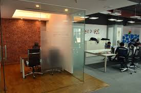 office cabin designs. Sprinklr Office Fitout - Interiors Cabin Designs N