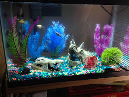 Funny Fish Tank Decorations Aquarium Decor Themes Aquarium Decor Pinterest Aquarium And