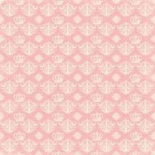 soft pink vintage background. Modren Background Cream Crowns And Damasks On Pink Background With Soft Pink Vintage Background G