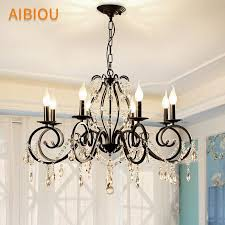 aibiou modern led chandelier with metal lamp for living room hanging re luxury crystal luminaire indoor light fixture outdoor chandelier dining