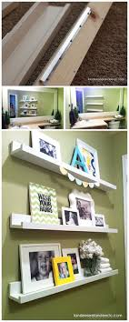 Decorative Floating Shelves 17 Best Ideas About How To Make Floating Shelves 2017 On Pinterest