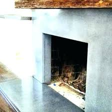 precast concrete fireplace mantels surround design ideas for bedroom with wardrobe small