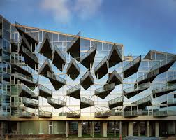 10 Modern Buildings with Facades That Keep Us Staring - Design Milk