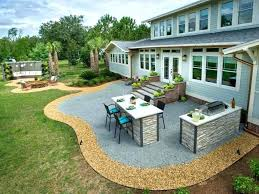 concrete back patio large size of patios covers backyard patio simple ideas for small backyards
