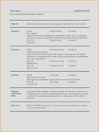 Academic Resume Builder Updated Free Student Resume Builder