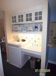 Disney's BoardWalk Villas: Kitchenette Unit 2049