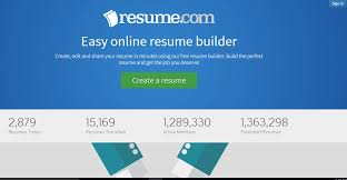 Build Free Resume Online 100 Best Sites to Create CVResume Online For Free Ashik Tricks 89