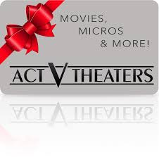 stop by and visit the box office to purchase a gift card today
