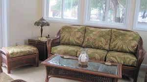 Living Room Wicker Furniture Wicker Sofas A Wicker Sofa Selection For Your Patio Furniture