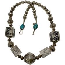 Tommy Singer Native American Sterling Silver and Turquoise ...