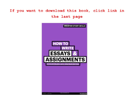 ebook how to write essays assignments kathleen mcmillan full ebook  essays assignments kathleen mcmillan full ebook book 4