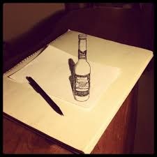 easy 3d paintings on paper tutorial how to make 3d anamorphic drawings the easy way