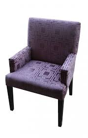 fabric type for dining room chairs. dining room, contemporary chairs in purple motif theme made of fabric armchair type for room