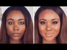 flawless foundation all day tutorial perfect summer skin long lasting makeup acne scar coverage