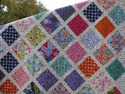 Millie's Quilting: Two Charm Square Quilts & Amy Smart has a great charm square tutorial called