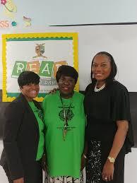 "The Roberto Clemente School on Twitter: ""Maxine Cameron, Principal Ms.  Archer - Testing Coordinator Ms. Fleming - Former Principal… """