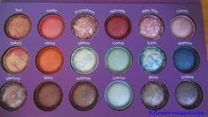 bh cosmetics 3222