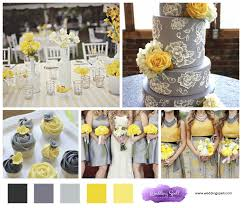 stylish fall wedding colors 2017 wedding spell for your Wedding Decorations Yellow And Gray fall wedding colors 2017 yellow gray collage top beutiful cupcake table cake bouquets wedding decorations yellow and gray