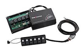 universal fuse box universal automotive wiring diagram printable amazon com spod universal truck kit universal fuse box