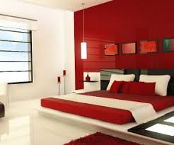 bedrooms colors design. Plain Design Red Bedrooms In Colors Design