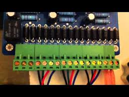 cnc tb6560 3 axis driver board nema 23 stepper motors test cnc 3 axis stepper motor wiring of a tb6560 controller