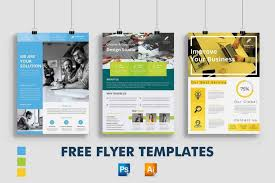 Free Flyer Layout 20 Best Free Flyer Templates Creative Touchs
