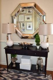 console table decor ideas views console table decor images