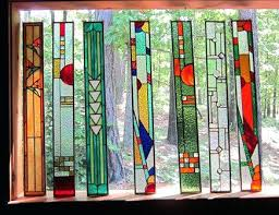 new trend for stained glass panels plastic