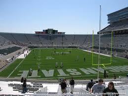Spartan Stadium Mi View From Lower Level 2 Vivid Seats