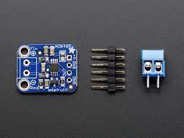 Adafruit Analog Output K-Type Thermocouple Amplifier: Amazon.de: Elektronik