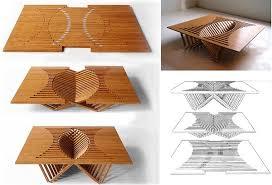 flat pack furniture design. Folding Flat-Pack Table Flat Pack Furniture Design E