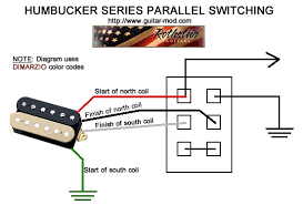 rothstein guitars \u2022 serious tone for the serious player How To Determine Wire Colors For Humbuckers how do i implement series parallel switching in a humbucker? in full humbucking mode the tone will be full and strong in parallel mode the tone will be