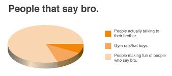 People Who Say Bro Img Funny