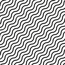 The Geometric Pattern Of The Lines Stripes Diagonal Wave Pattern