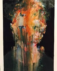 saatchi art artist ben moebius painting francis bacon art