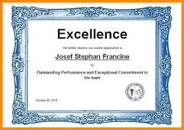Award Certificates Word Stunning Certificate Templates In Word Puebladigitalnet