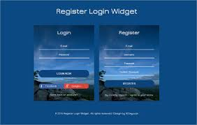 15 Latest And Best Design Login Forms